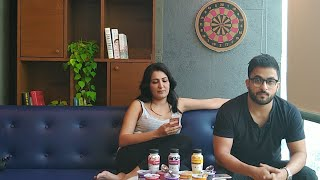 Dice Media | What The Folks | Live with Veer Rajwant Singh and Eisha Chopra