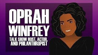 Oprah Winfrey for Kids (Biography) Black History Month for Kids/Children (Cartoon)