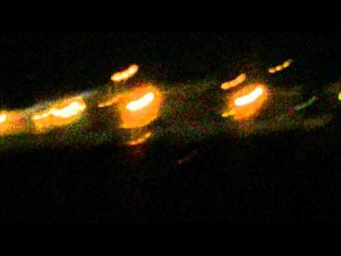 ASTEROID IN CALGARY NIGHT SKIES!
