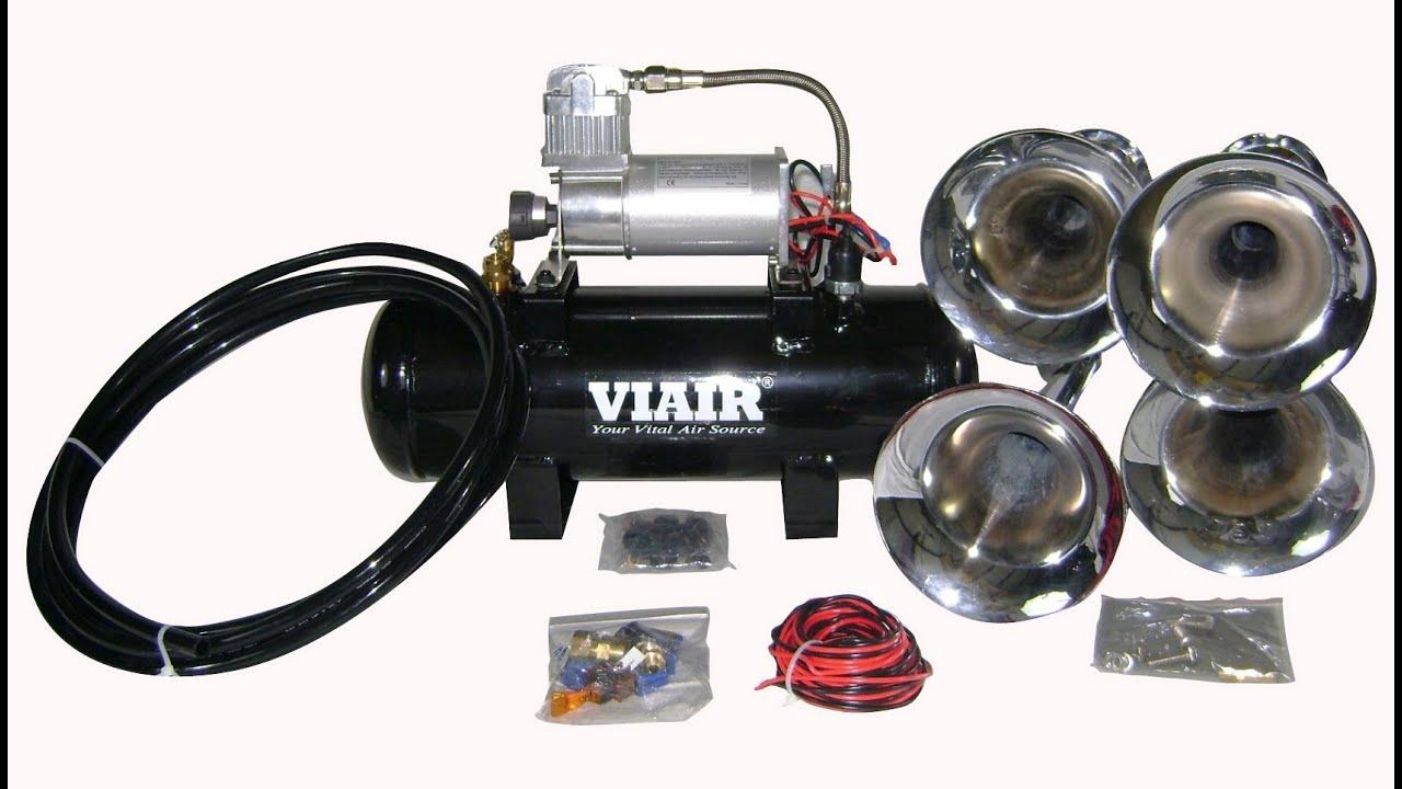 medium resolution of train horn installation on a 2011 ford f250 trainhornsdelivered com