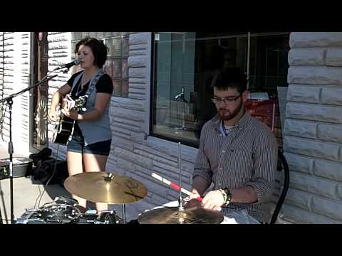 """Morse Code"" plays at The Addicted Cup Coffee Shop, Omaha"
