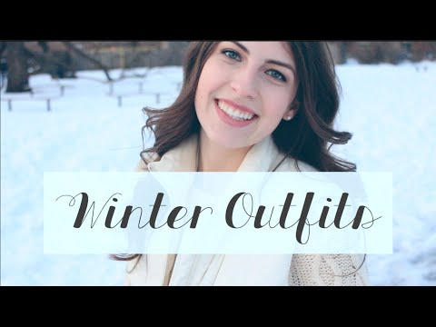 How to Look Cute & Stay Warm in the Winter