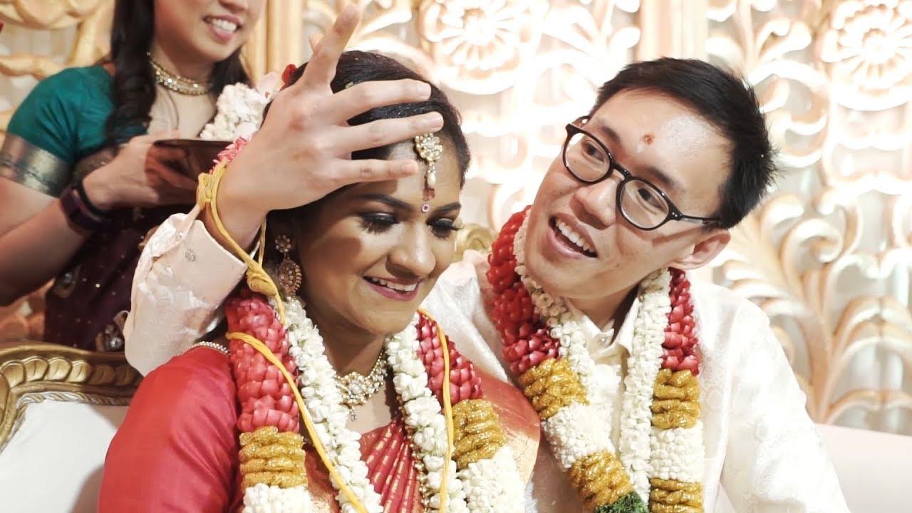 Edmund Kavitha A Beautiful Indian Wedding In Malaysia Chinese