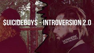 $UICIDEBOY$ - introversion 2.0[with russian lyrics]