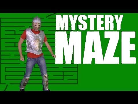 MYSTERY MAZE! (interactive YouTube game) - Joe Penna