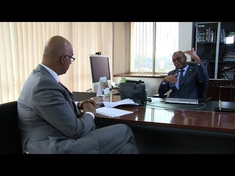 Interview with Joshua Oigara CEO, KCB Group, Post FY 2015 Results @KCBGroup @JoshuaOigara
