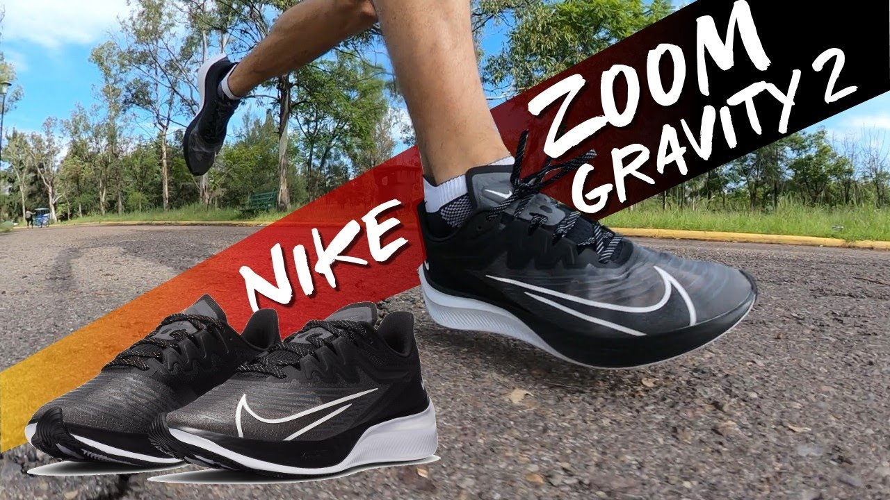 NIKE ZOOM GRAVITY 2 RESEÑA / REVIEW