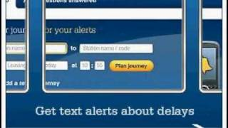 National Rail Enquiries - Making Your Journey Planning Easier