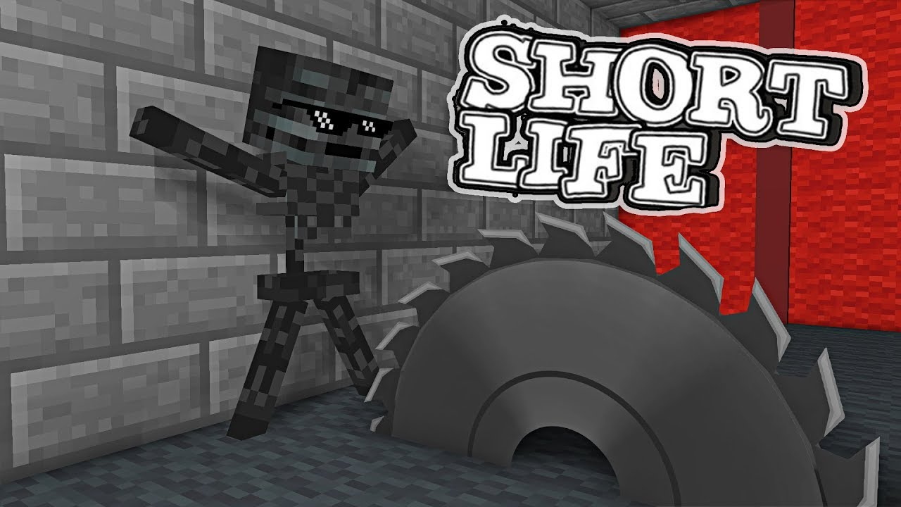 Monster School Short Life Challenge Minecraft Animation Youtube