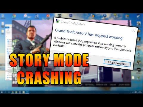 Gta 5 crash fix windows 10