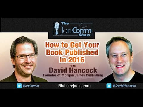 How to Get Your Book Published in 2016