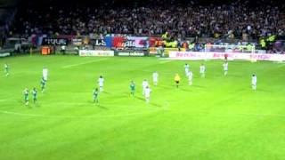 But live PAYET - 100ème Derby - OL 0-1 ASSE