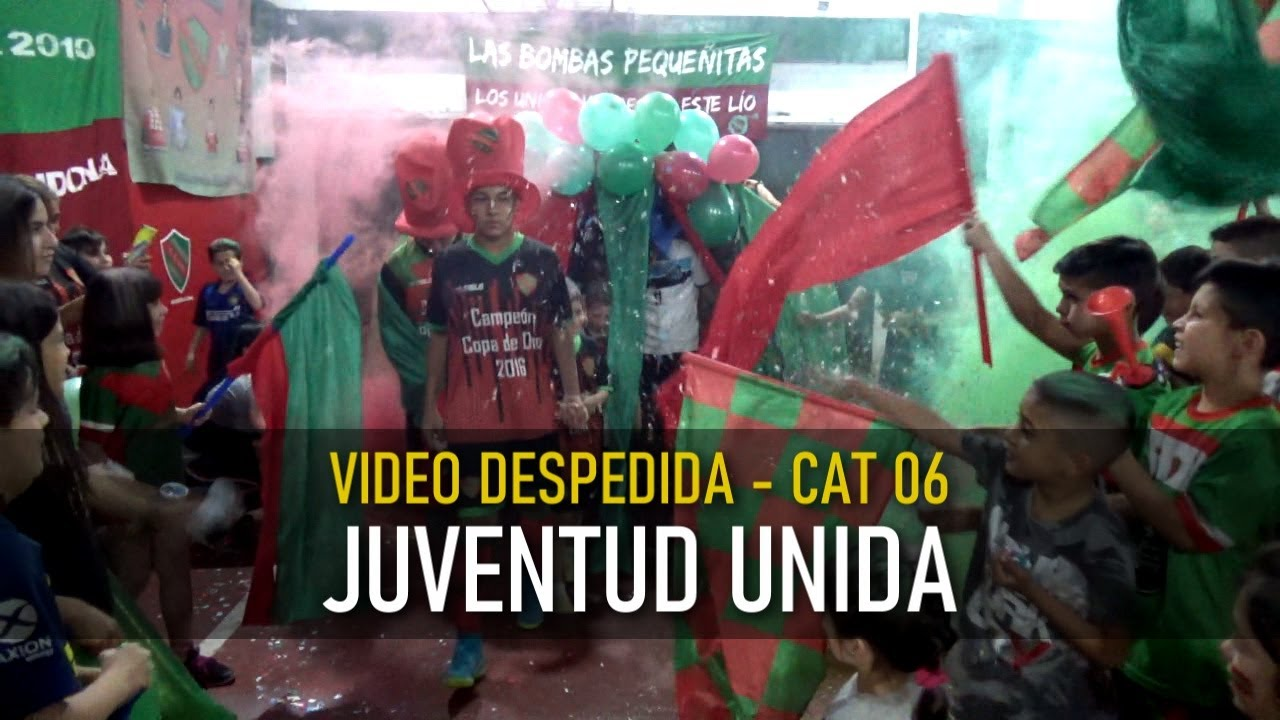 JUVA - CAT 06 (Resumen video despedida)
