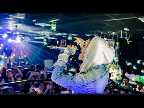 GionnyScandal - Buongiorno - live @ Privilege Disco Club, Udine
