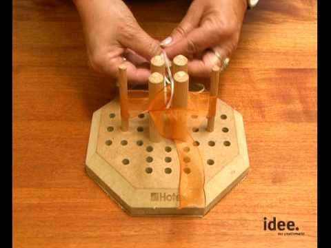 idee tipp nr 013 schleifen binden grundlagen youtube. Black Bedroom Furniture Sets. Home Design Ideas