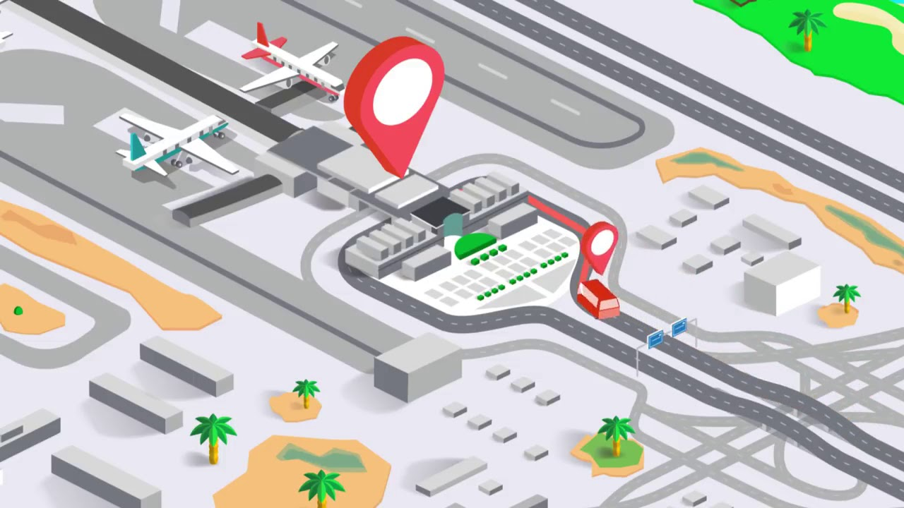 Here's how to reach the new Muscat International Airport by road - Hindi