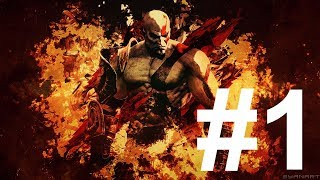 #1 God of War III Remastered PS4 Live