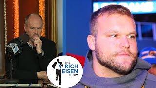 Jay Glazer defends report on Rams' Brian Allen having coronavirus | The Rich Eisen Show | NBC Sports