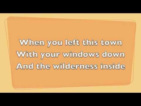 Angela - The Lumineers (Lyrics)