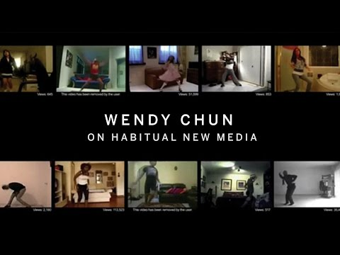 WENDY CHUN on Habitual New Media | Higher Learning