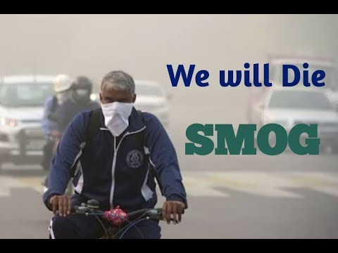 We will die  | Delhi SMOG | Air pollution