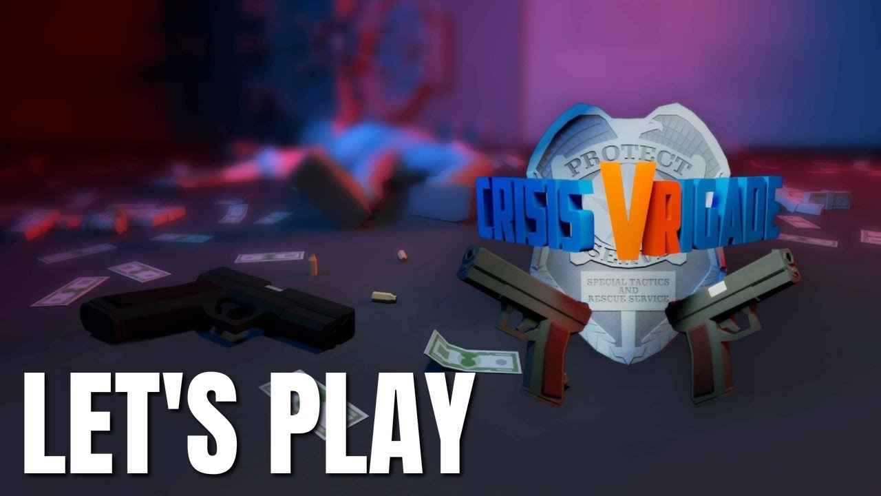 CRISIS VRIGADE PSVR | LET'S PLAY FR | PlayStation VR