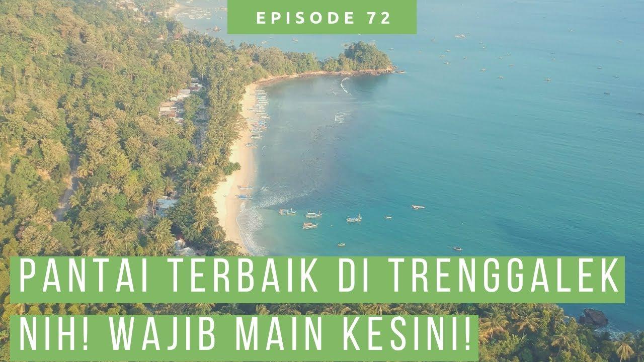 Pantai Karanggongso Dekat Pantai Prigi Drone Video [ Wisata Pantai Di  Trenggalek ]