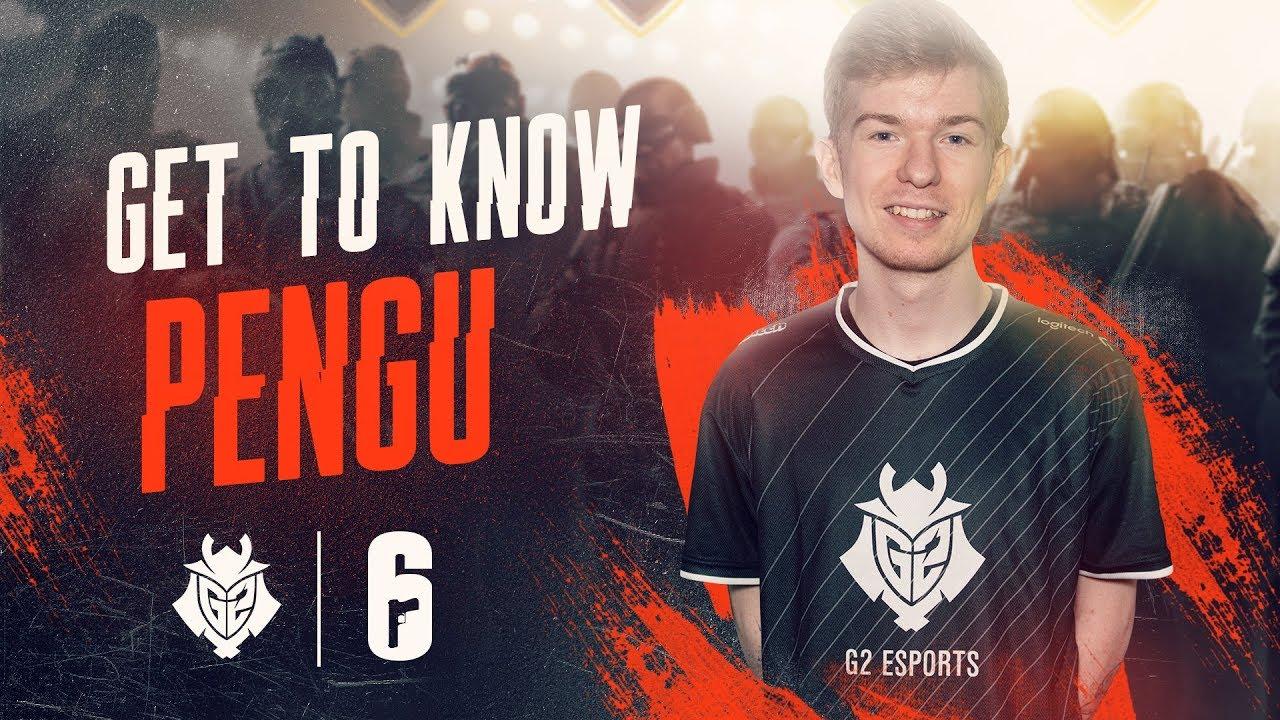 Rainbow Six Siege: G2 Pro Pengu talks Grim Sky, living the grind and