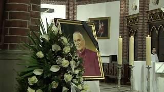 19:00 - Uroczystości pogrzebowe i Msza św. pod przewodnictwem ks. abp. H. Hosera