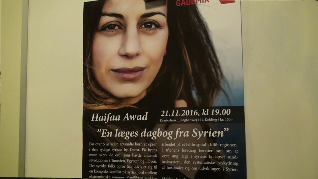 dagbog fra syrien