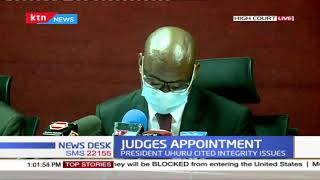 High court to deliver judgment after President Uhuru omitted judges individuals nominated to court