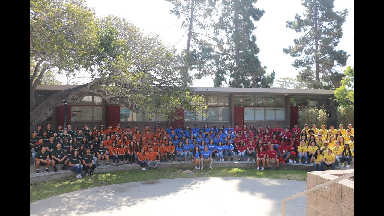19th Annual College Link Outreach Program UCSB