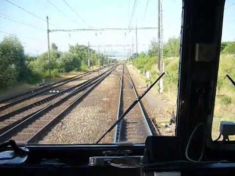 363 přepíná z 3 kV DC na 25 kV AC u Kadaně