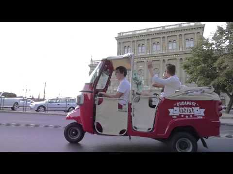 Budapest TukTuk Sightseeing