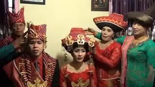 Pesta Nikah Adat Karo (adi& Mona)