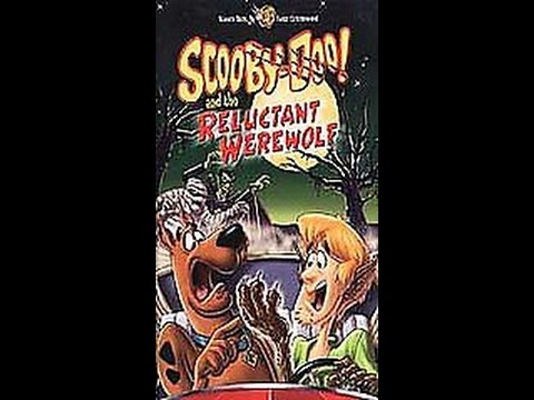 Opening To Scooby-Doo! And The Reluctant Werewolf 2002 VHS
