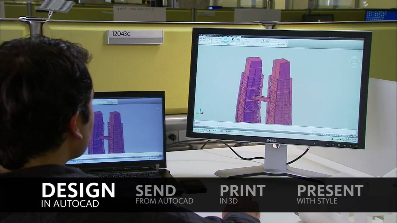 Autocad 3d Printing Youtube