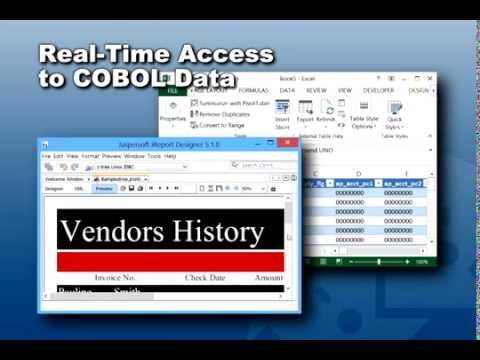 Accessing COBOL Data in Real-Time Using SQL