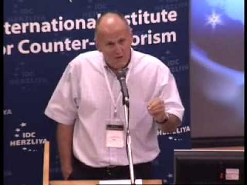 Talking Heads: Maj. Gen. (Res.) Aharon Ze'evi-Farkash at ICT's 10th International Conference