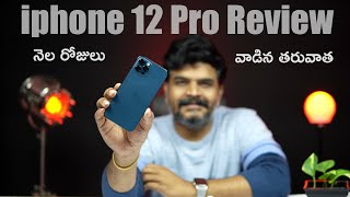 iPhone 12 Pro Review After One Month ll in Telugu ll