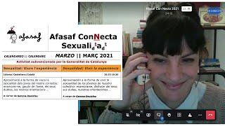 ::Afasaf ConNecta:: TEAF y Sexualidad (1)  Gemma Deulofeu 26.03.2021