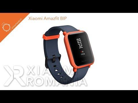 Xiaomi Amazfit BIP - Unboxing Ceas