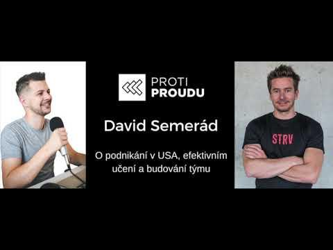 David Semerád v Proti Proudu