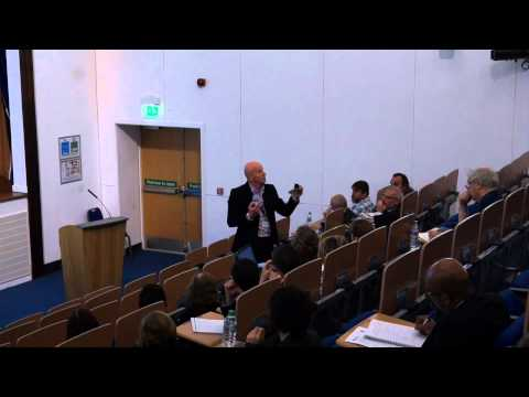 """Professor Colin Beard - """"Experiental Learning: New Ideas for Teaching and Learning"""""""