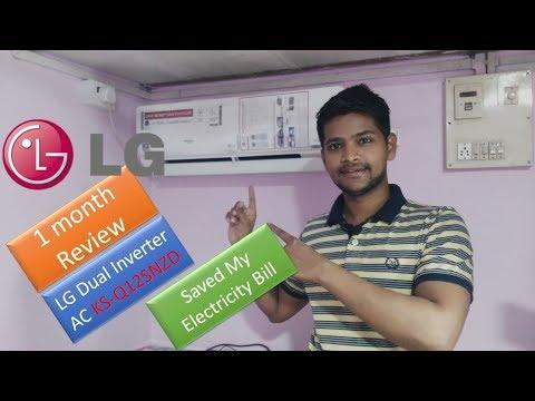 LG Dual Inverter AC KS-Q12SNZD | 1 month review| Saved my money