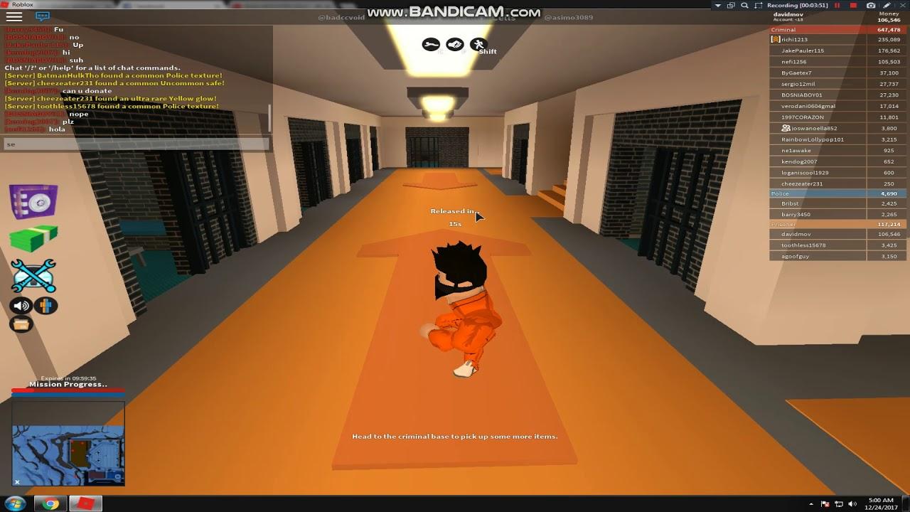 New Update December 24 2017 Roblox Jailbreak Cheat Noclip By