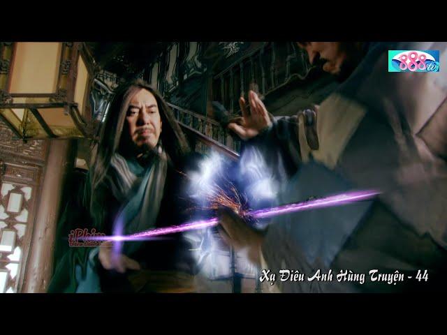 Thằng Tiểu Tử Quấn Khăn Tang Đem Hết Võ Công Đã Học Quyết Đấu Lão Cao Thủ Báo Thù   Xạ Điêu   888TV