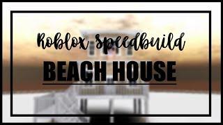 Roblox Speedbuild: Beach House