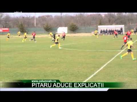 Pitaru aduce explicații (Columna TV)
