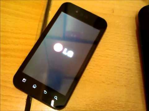 LG Optimus Black P970 Muster und Passwort zurücksetzen!